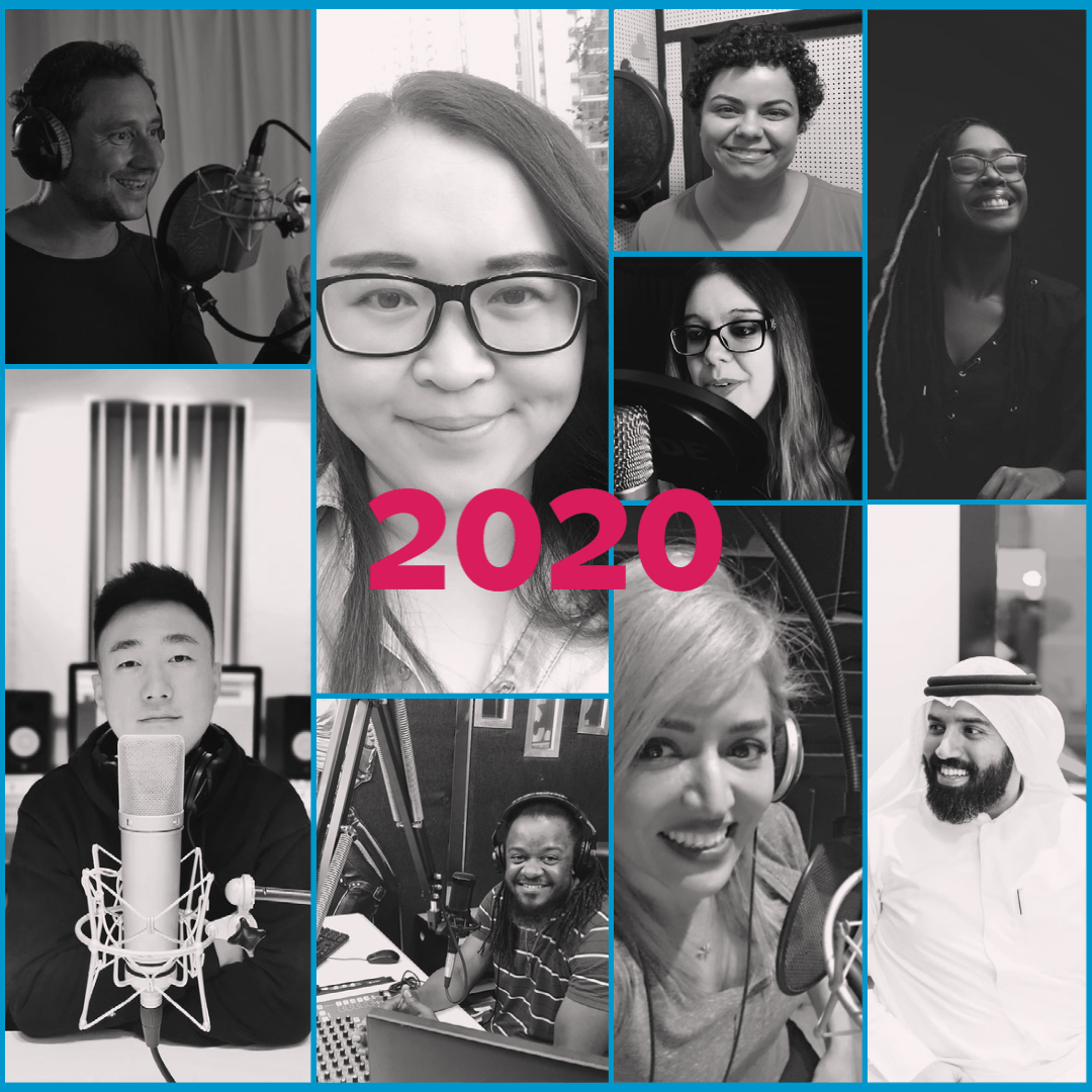 The Year in Review: 2020 by Voquent's Top Voices - Voquent Blog