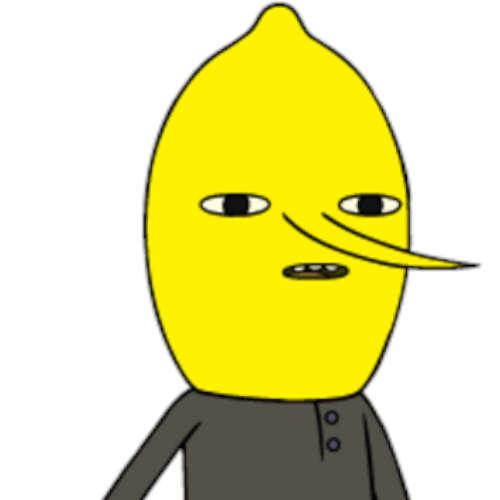 The Earl of Lemongrab