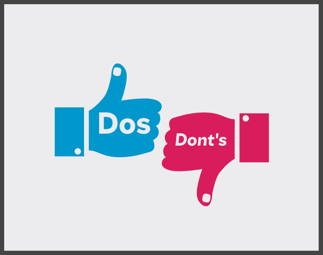 7 DOs and DON'Ts of working with agencies - Voquent Blog