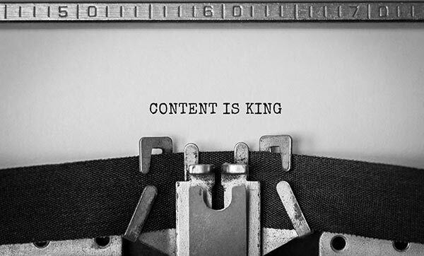 Content is king when you write for Voquent.