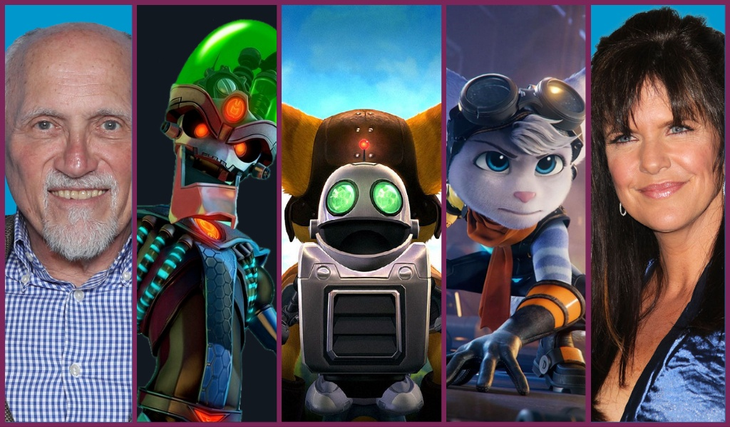 Ratchet and Clank Voice Actors: Who are they? - Voquent Blog