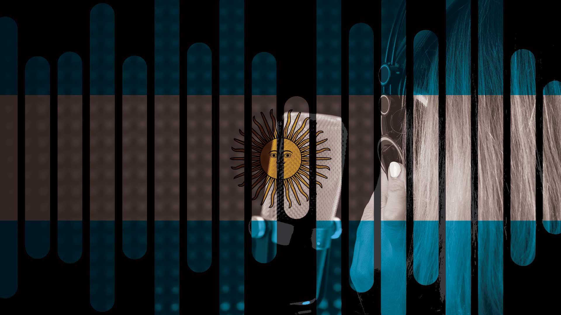 Voice-Over Services Argentina - Voquent