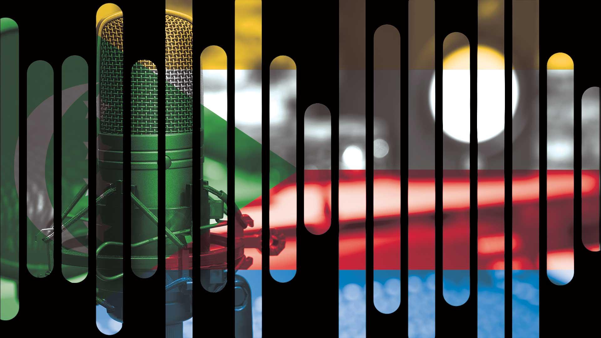 Voice-Over Services Comoros - Voquent