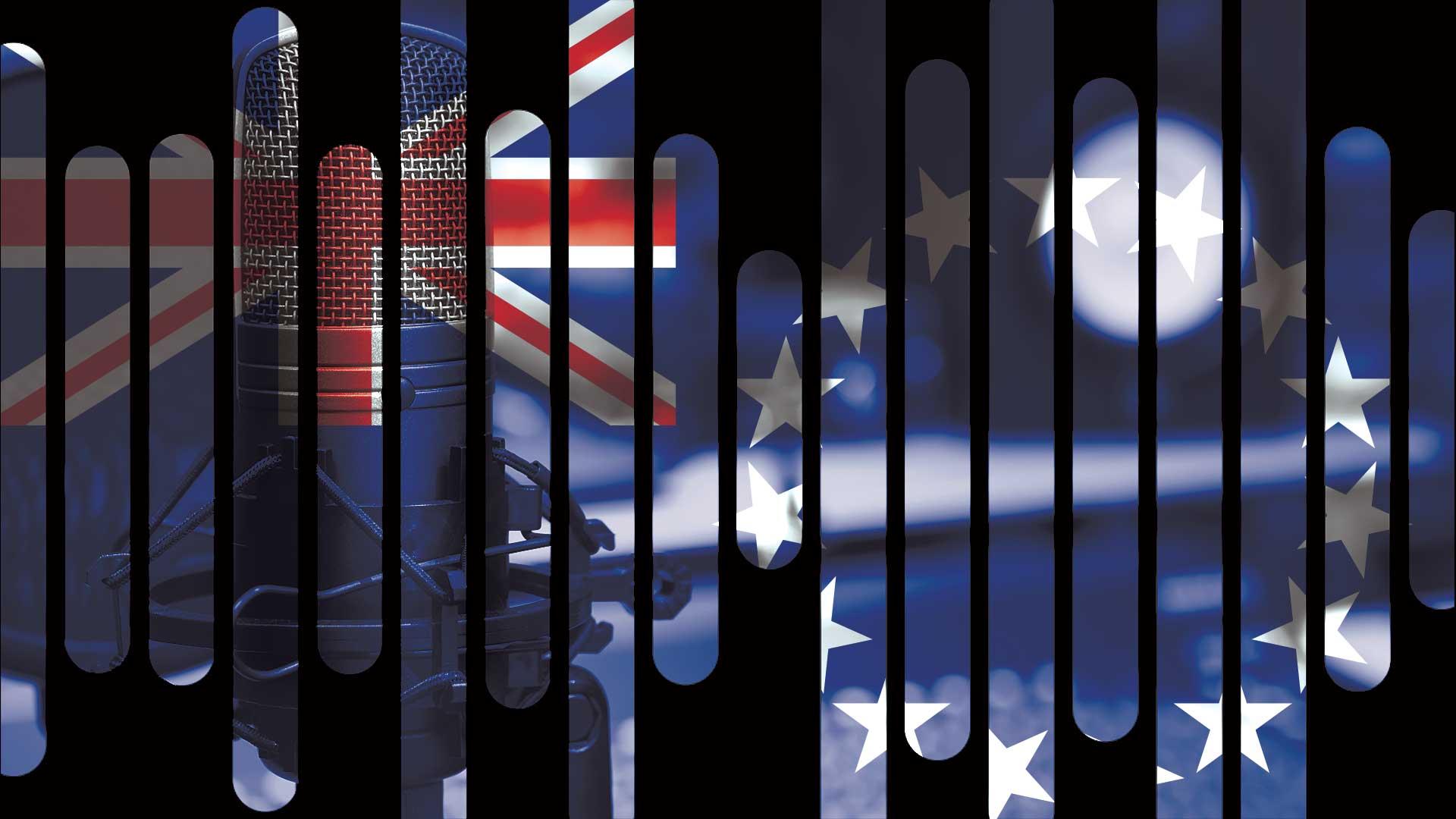 Voice-Over Services Cook Islands - Voquent