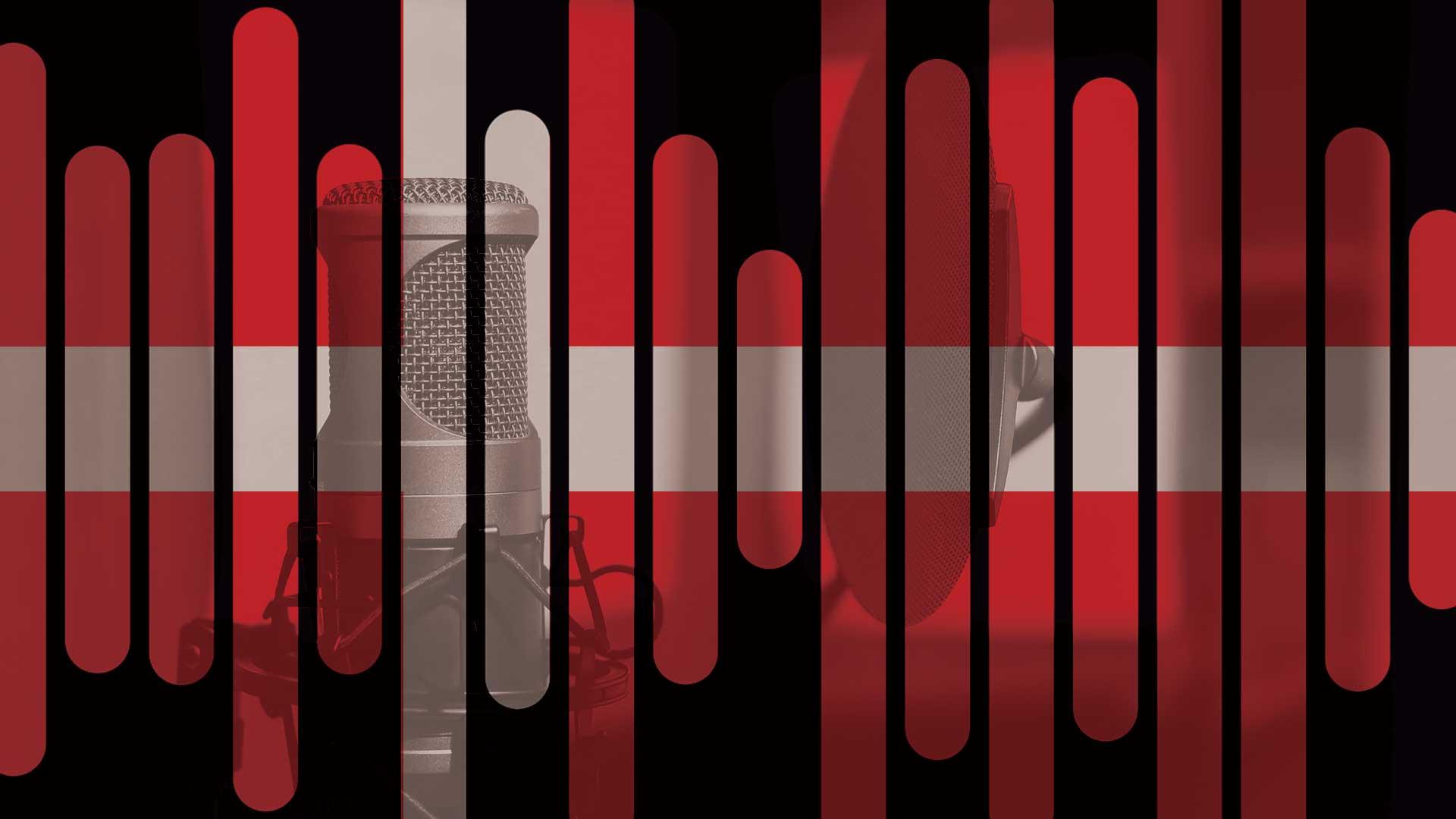 Voice-Over Services Denmark - Voquent
