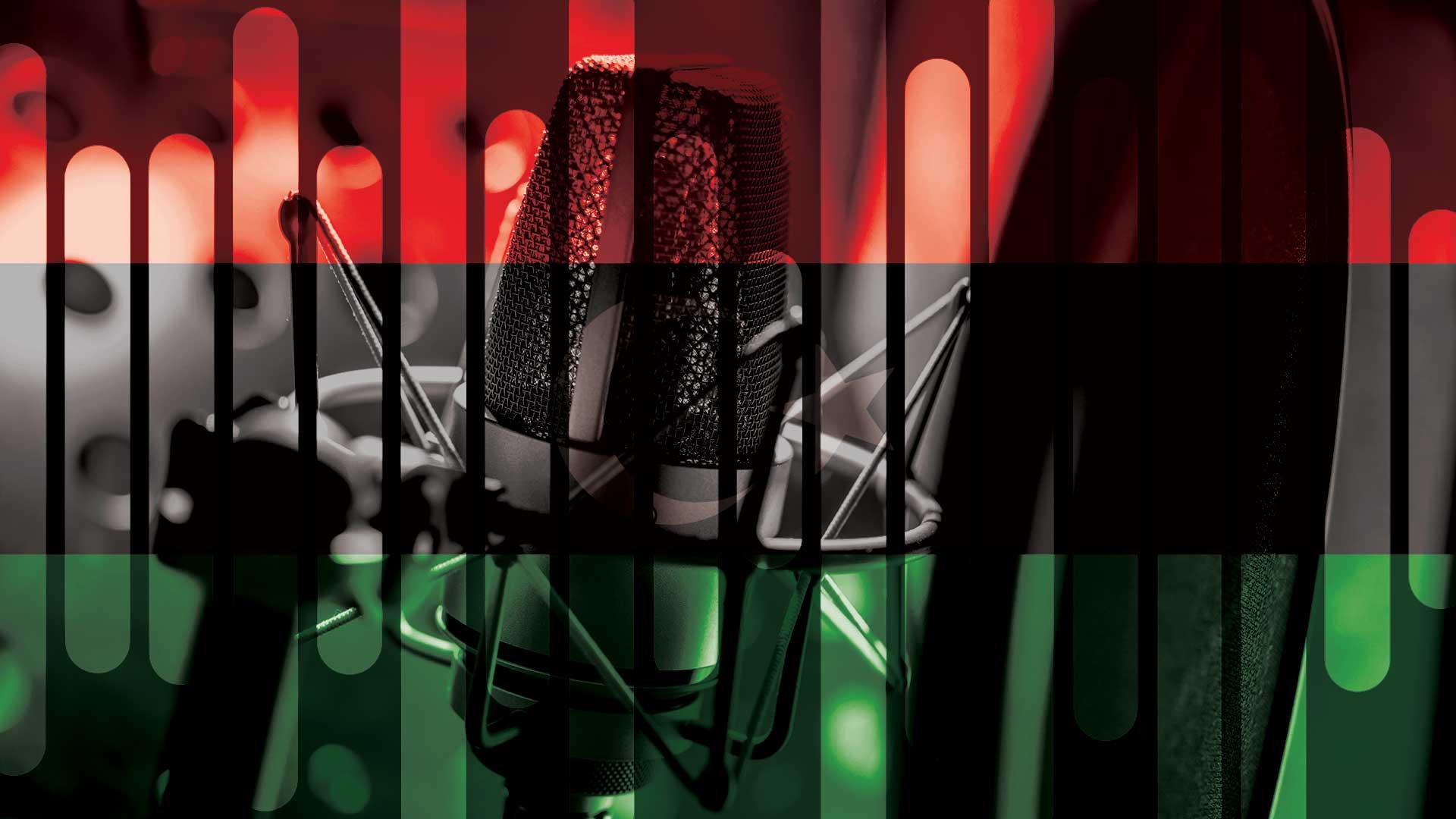 Voice-Over Services Libya - Voquent