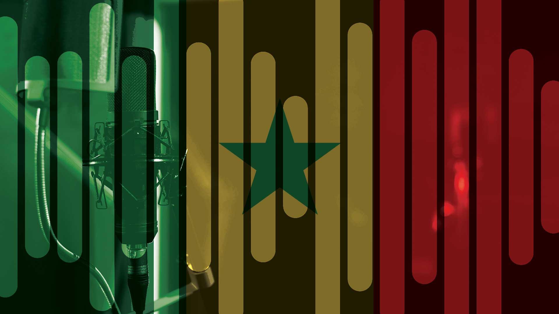 Voice-Over Services Senegal - Voquent
