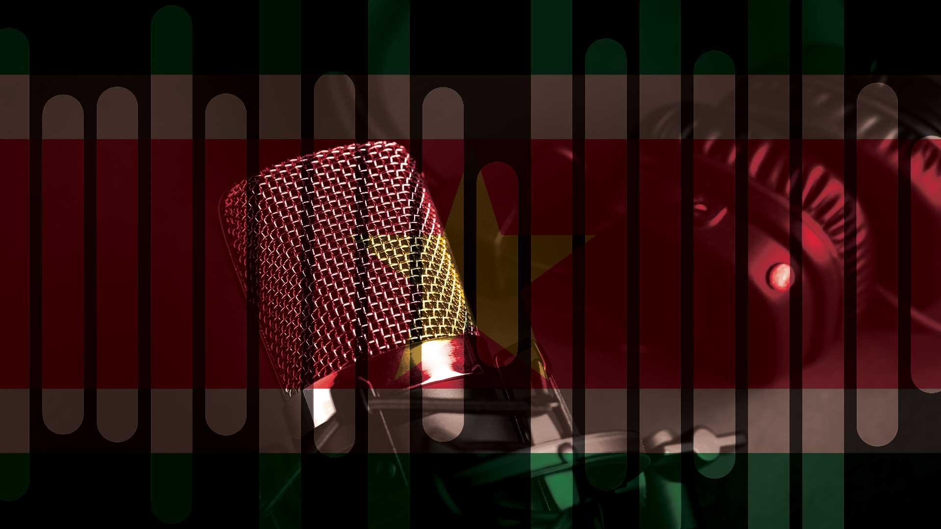 Voice-Over Services Suriname - Voquent
