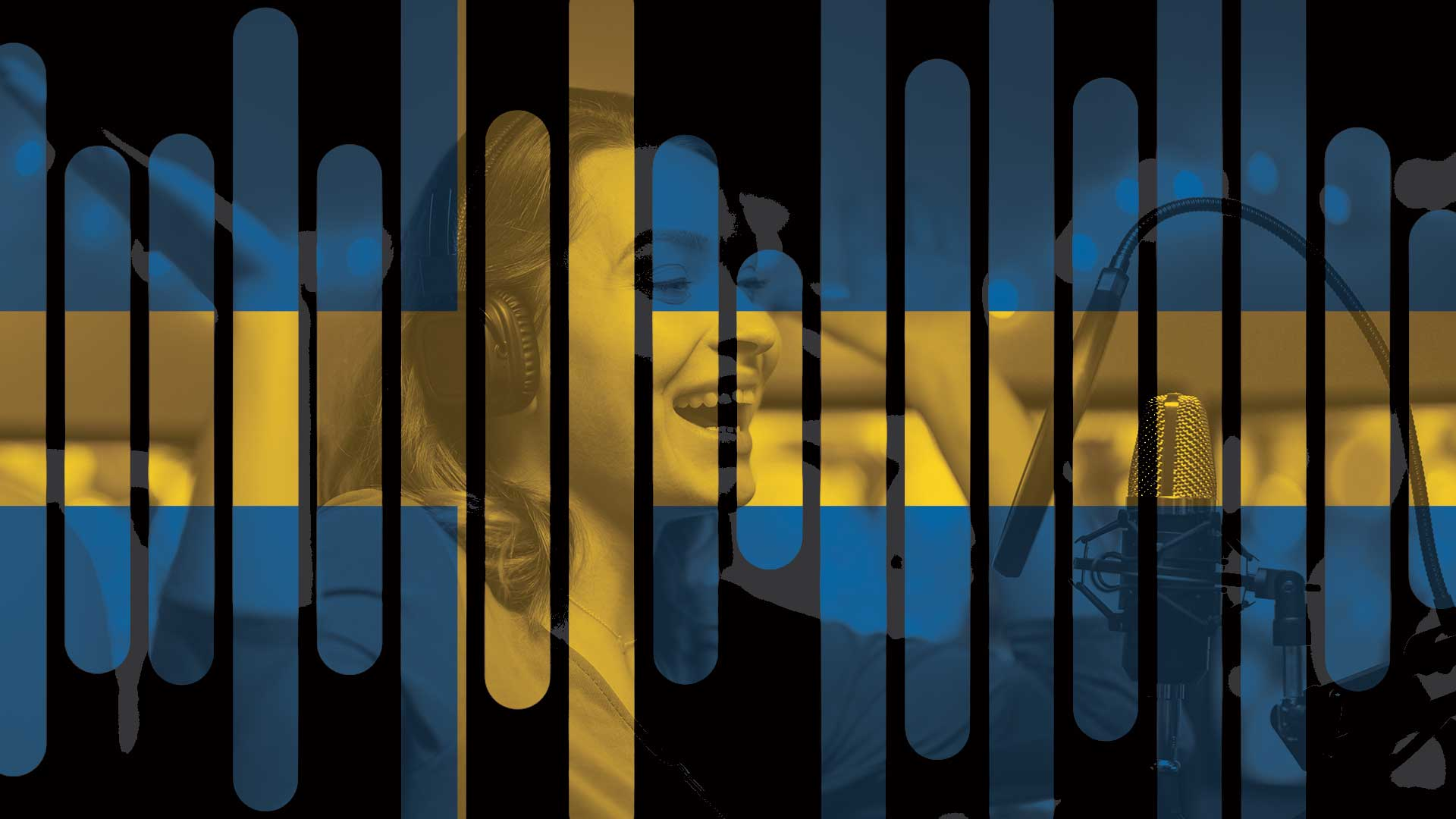 Voice-Over Services Sweden - Voquent