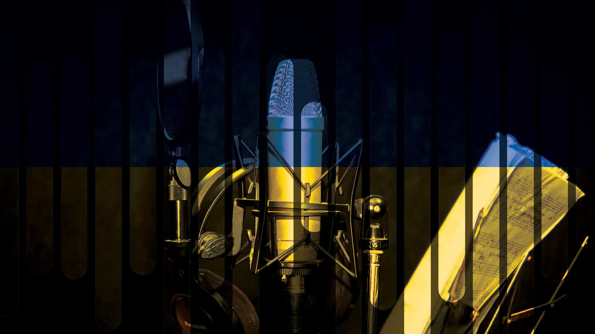 Voice-Over Services Ukraine - Voquent